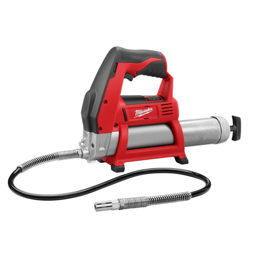 Milwaukee M12GG-0 Cordless 12V Sub Compact Grease Gun (Body Only) - 6