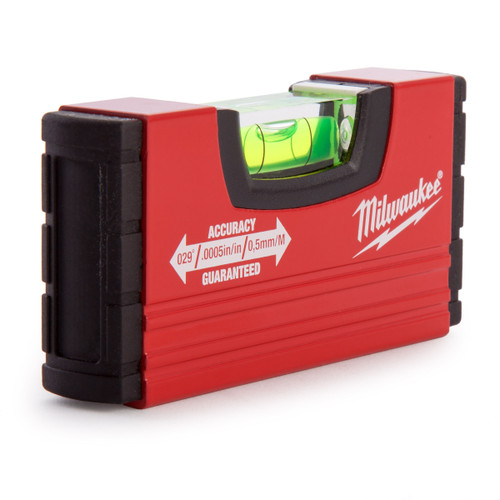 Milwaukee 4932459100 Minibox Level 4in / 100mm - 1