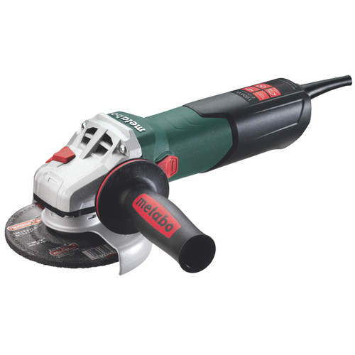 Metabo WEV10-125 Quick Angle Grinder 125mm 240V - 2