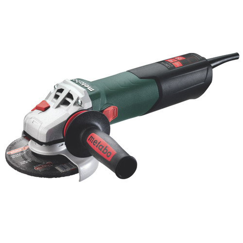 Metabo W12-125 Quick Angle Grinder 125mm 240V - 3