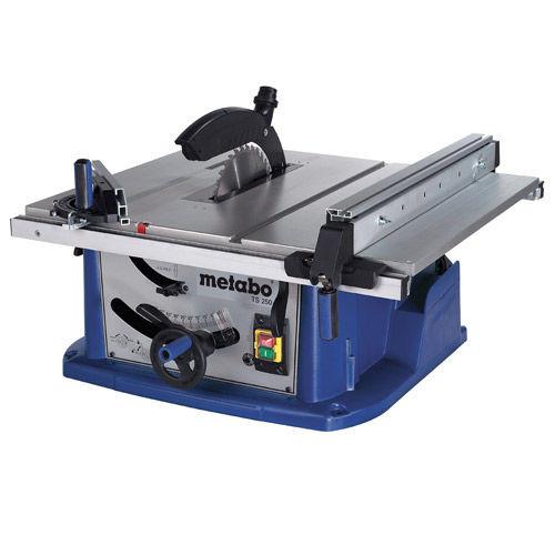 Metabo TS250 Portable Table Saw 110V - 3