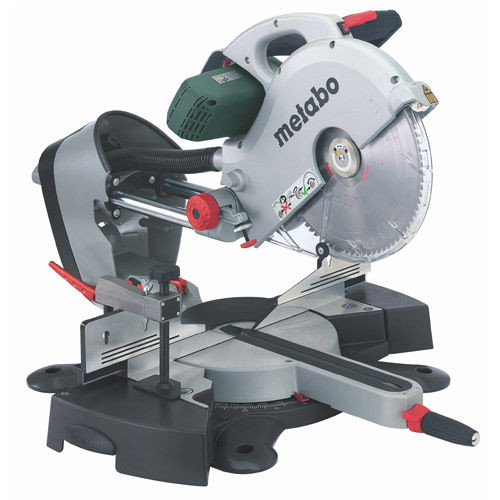 Metabo KGS 315 PLUS Crosscut and Mitre Saw 240V - 2