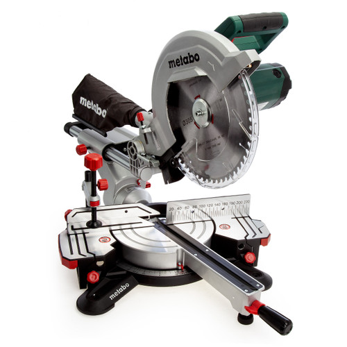 Metabo KGS305M Sliding Mitre Saw 305mm 240V - 10