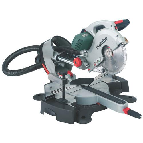 Buy Metabo KGS254 Plus Laser Slide Compound Mitre Saw 254mm 240V at Toolstop