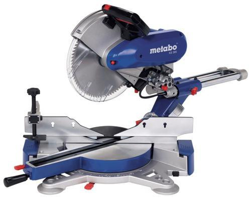 Metabo KGS305 110V Slide Compound Mitre Saw - 2