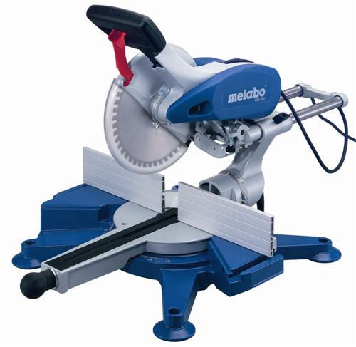 Buy Metabo KGS303 PLUS 240V Slide Compound Mitre Saw at Toolstop