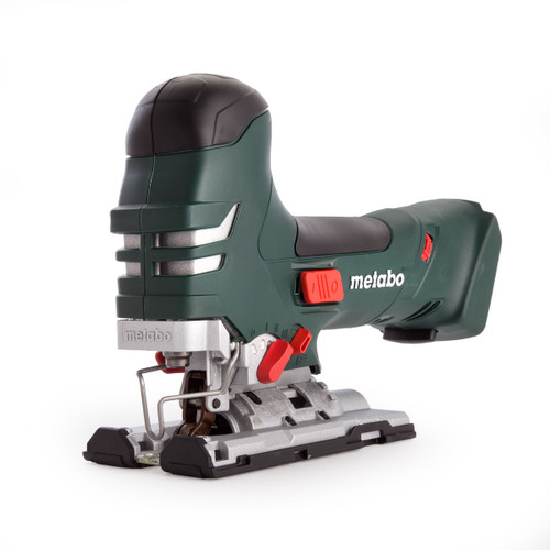 Metabo STA18LTX 140 18V Cordless Jigsaw with Body Grip (Body Only) - 3