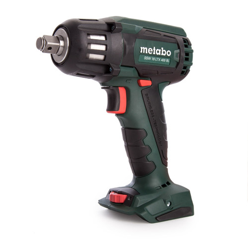 Metabo SSW 18 LTX 400 BL High Torque Impact Wrench (Body Only) - 4
