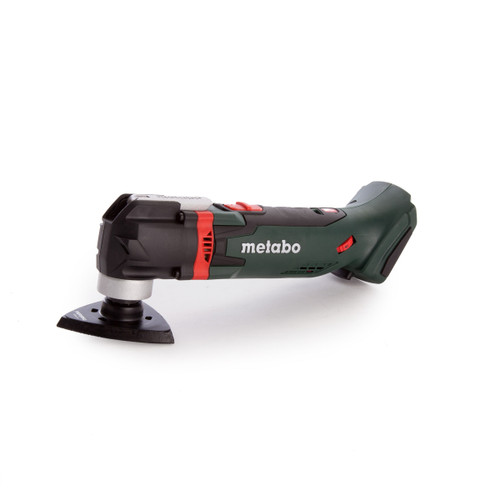 Metabo MT18LTX 18V Cordless Multitool (Body Only) in MetaLoc Case with Accessories (613021840) - 2