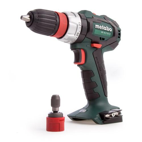 Metabo BS 18 LT BL Q 18V Cordless Drill / Screwdriver (Body Only) - 5