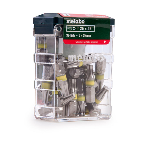 Metabo 626713000 T25 Bit Box Pack of 25 - 1