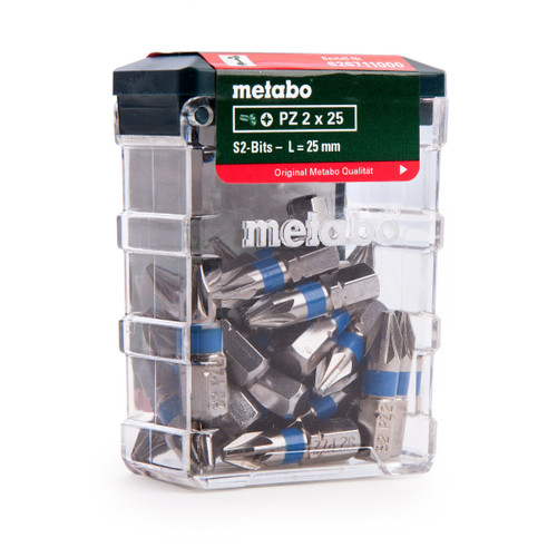 Metabo 626711000 PZ2 Bit Box Pack of 25 - 1