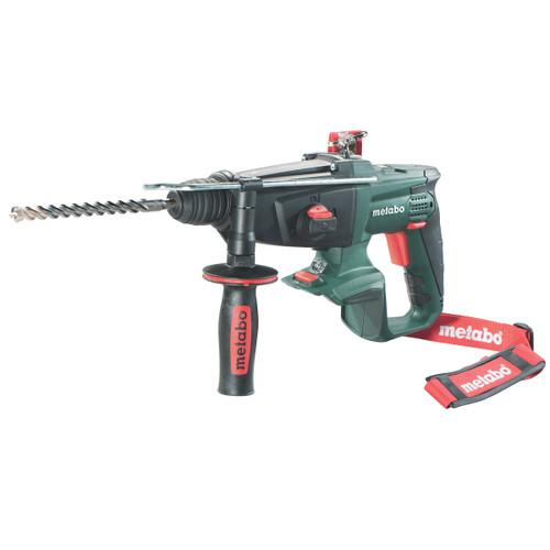 Metabo KHA18LTX 18V Cordless 3 Function SDS Plus Hammer (Body Only) - 5