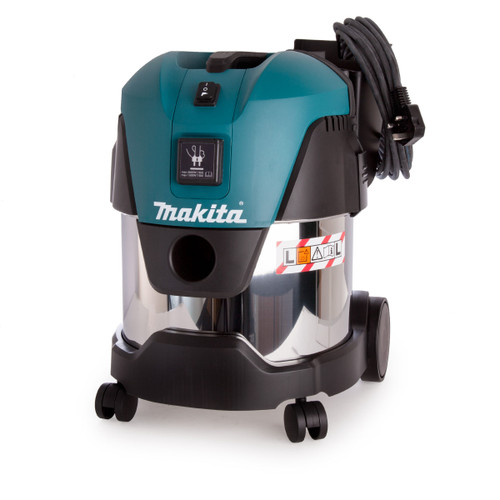 Buy Makita VC2012L Wet and Dry L Class 20L Dust Extractor Vacuum Cleaner 240V at Toolstop