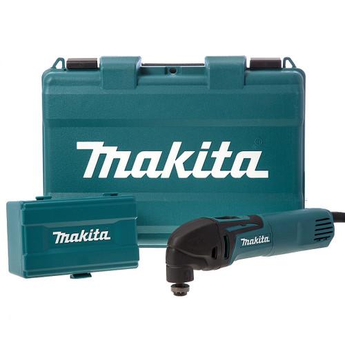 Makita TM3000CX4 Multi-Cutter 320W Oscillating with 56 Accessories 110V - 5