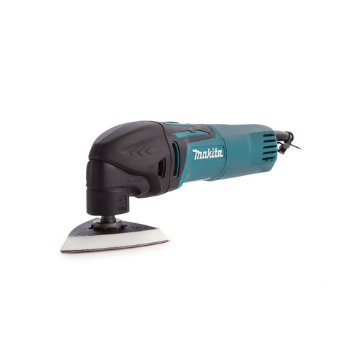 Makita TM3000CX3 320W Oscillating Multicutter with 61 Accessories 240V - 6