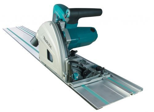 Buy Makita SP6000K1 Plunge Cut Saw 165mm 110V + 1.4M Guiderail  at Toolstop