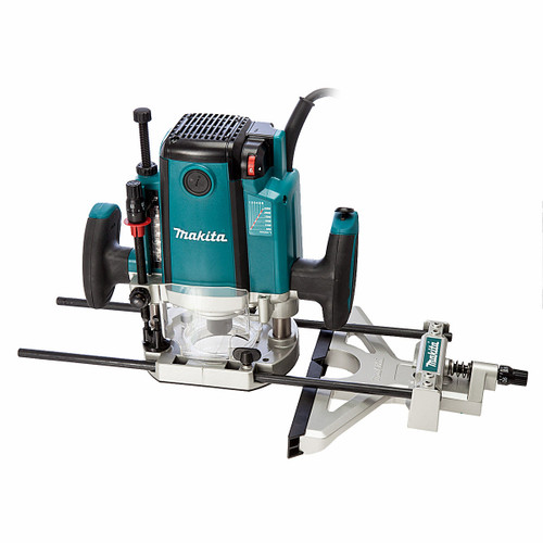 Makita RP2301FCXK 1/2in Plunge Router in Carry Case 110V - 7