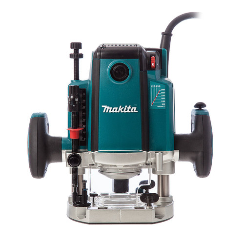 Makita RP2301FCX Plunge Router 1/2 Inch 240V - 1