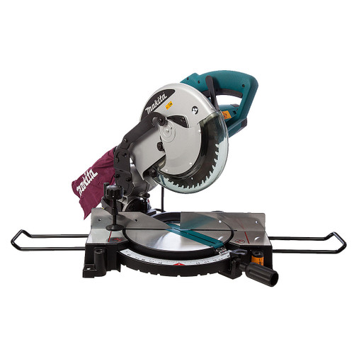 Makita MLS100 Mitre Saw 10 Inch / 255mm 240V - 5