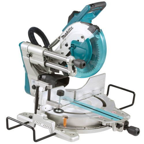 Makita LS1019L Slide Compound Mitre Saw with Laser 260mm 110V - 5