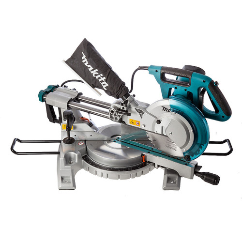 "Makita LS1018L Mitre Saw 10"" Slide Compound with Laser 240V - 5"
