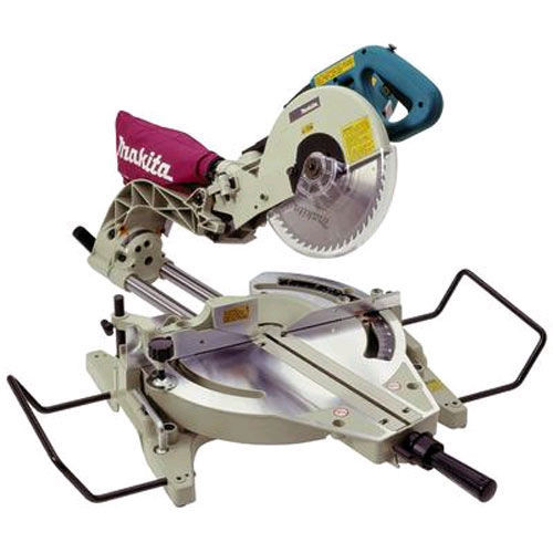 "Buy Makita LS1013L 10"" Slide Compound Mitre Saw with Laser 240V at Toolstop"