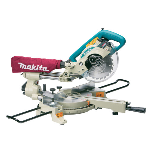 Buy Makita LS0714L 240V 190mm Slide Compound Mitre Saw with Laser at Toolstop