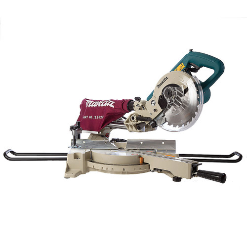 Makita LS0714 Slide Compound Mitre Saw 190mm 240V - 5