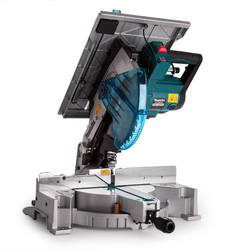 Makita LH1201FL Combination Table/Mitre Saw 305mm 110V - 5