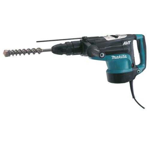 Buy Makita HR5211C SDS Max Rotary Demolition Hammer Drill with AVT 240V at Toolstop