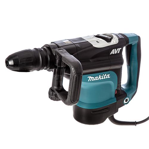 Makita HR4511C SDS Max Rotary Demolition Hammer Drill with AVT 240V - 3