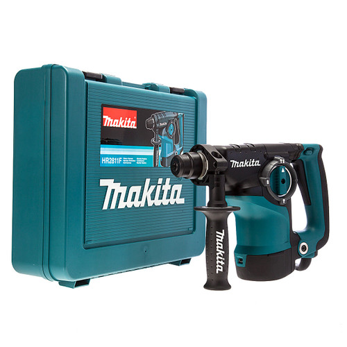 Buy Makita HR2811F SDS+ Rotary Hammer Drill 110V at Toolstop