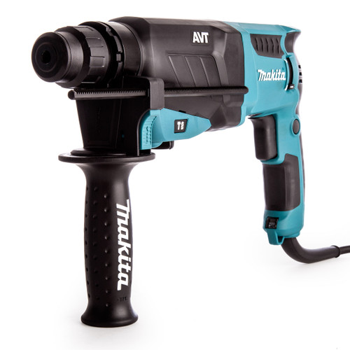 Makita HR2631F 26mm SDS+ 3 Mode AVT Rotary Hammer Drill 110V - 3