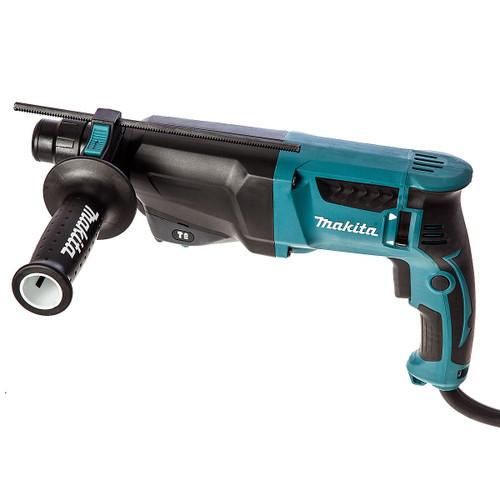Makita HR2610 SDS+ 3 Mode Rotary Hammer Drill 240V - 4