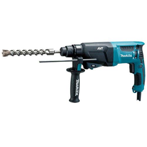 Buy Makita HR2601 SDS+ 2 Mode AVT Rotary Hammer Drill 110V at Toolstop
