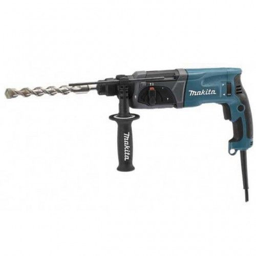 Buy Makita HR2470X SDS+ Rotary Hammer Drill with Keyless Chuck & Adapter 110V at Toolstop