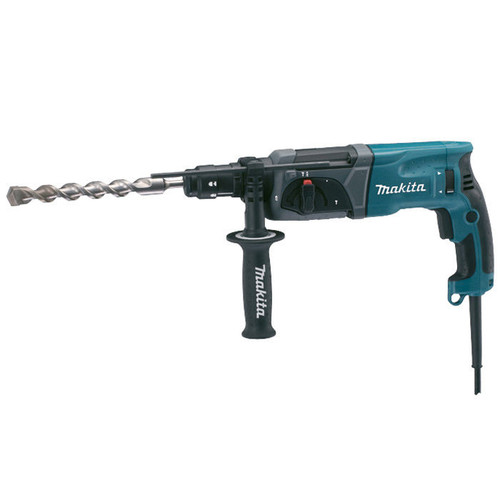 Buy Makita HR2470T SDS+ Rotary Hammer Drill with Quick Change Chuck 110V at Toolstop
