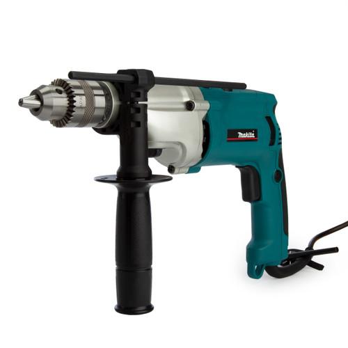 Makita HP2070 13mm 2-Speed Percussion Drill 240V - 2