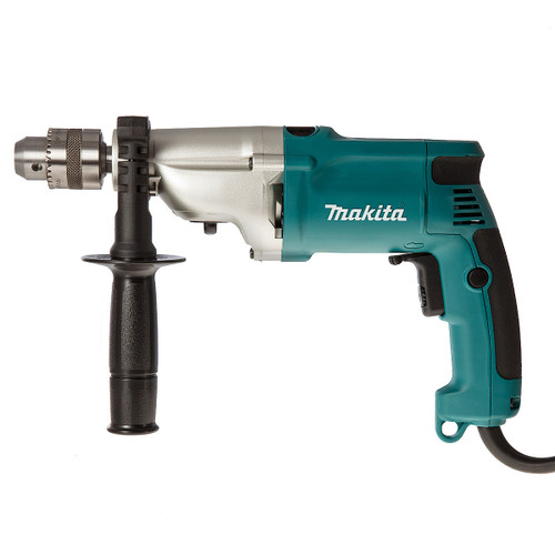 Makita HP2050 2-Speed Percussion Drill 13mm 240V - 6
