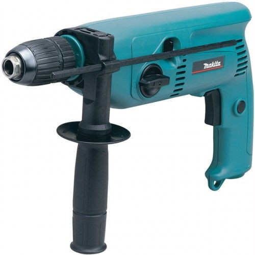 """Buy Makita HP2041 1/2""""/13mm 2 Speed Percussion Drill with Keyless Chuck 240V at Toolstop"""