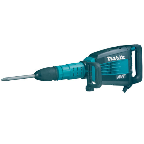 Buy Makita HM1214C 240V 1500W SDS Max 'In Line' Demolition Hammer at Toolstop