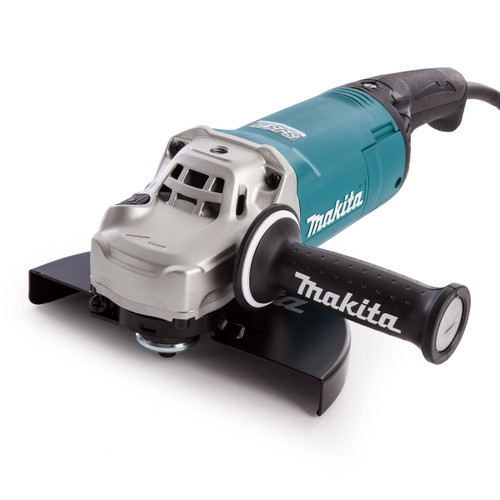 Makita GA9061R Angle Grinder 230mm with Paddle Switch 2000W 240V - 4
