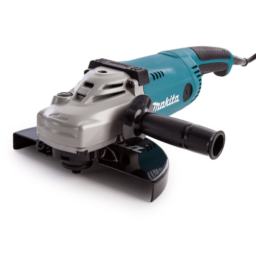 Makita GA9020S Angle Grinder with Soft Start 9in / 230mm 240V - 5