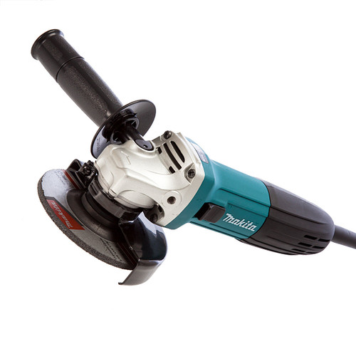 Makita GA4530 Angle Grinder 115mm Slim 720W 240V - 2