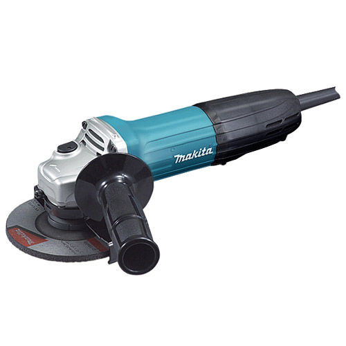 "Buy Makita GA4034 4""/100mm Angle Grinder (840 watts) 110V at Toolstop"