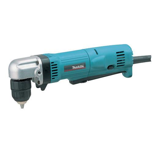 Buy Makita DA3011F 240V 10mm Compact Angle Drill Keyless Chuck with Built-In Job Light at Toolstop