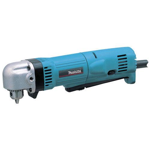 Makita DA3010F 110V 10mm Compact Angle Drill with Built-In Job Light - 4
