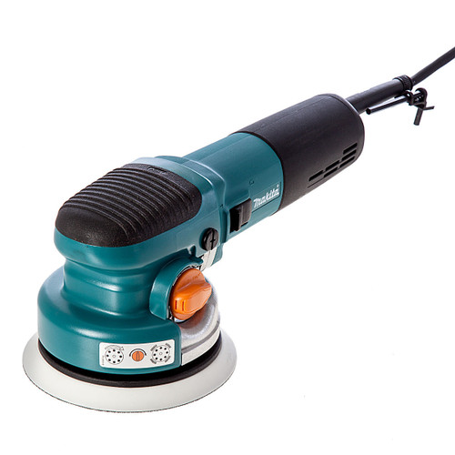 Makita BO6040 Sander Random Orbit Dual Action 110V - 4