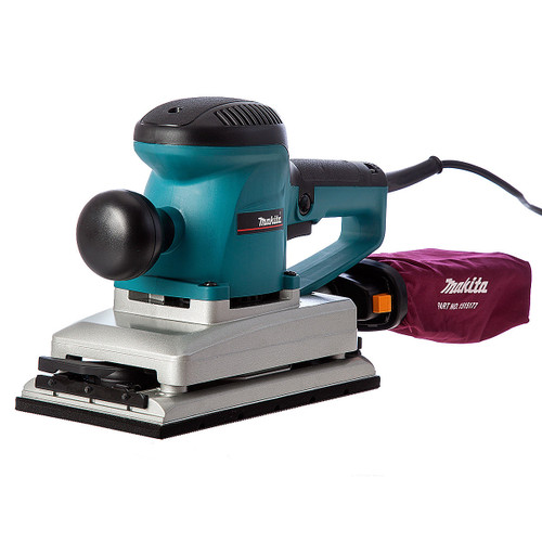 Makita BO4900V Sander 1/2 Sheet Orbital Finishing with Speed Control 240V - 4